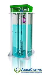 Система безреагентной очистки воды АЭРОМАГ