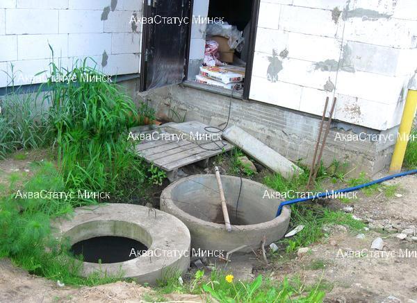 Будет проводиться модернизация системы канализации